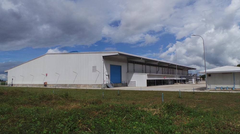 KOSPA Cold Storage Factory @ Hlegu & KOSPA Cold Storage Factory @ Hlegu | EST Engineering Co. Ltd